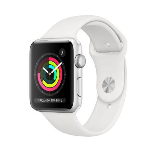 Apple Watch Sportszíj fehér 38 / 40 mm