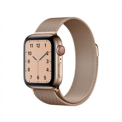 Apple Watch milánói Rosegold / Rozéarany 38 / 40 mm